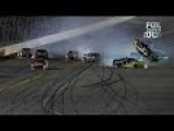NASCAR Clint Bowyer On Board Camera View Of Last Lap Wreck