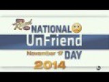 National Unfriend Day Finds Facebook Users Trimming Down