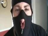 Ninja Master Fail