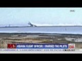 New Video Released Of Asiana Plane Crash December 11 2013
