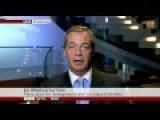 Nigel Farage Verdict On David Cameron's 'EU Renegotiation'