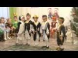 New Year In The Ukrainian Nursery School Kindergarten