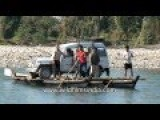 Need To Cross A River With Your Jeep? - No Problem - Row Across