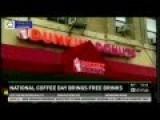 National Coffee Day - Free Coffee On National Coffee Day 2014