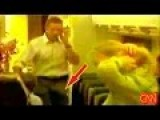 New Video Surfaces: President Obama SHOWING OFF His ERECTION On Plane To Giggling FEMALE Reporters VIDEO !!!!