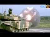 Newest Russian Flying Tank Т-90МС In Action HD
