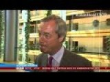 Nigel Farage: 'I Couldn't Give A Damn What They Call Me'