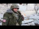 Novorossiya Fighters Prepare For Ukraine Attack - Donetsk Airport Or What's Left Of It