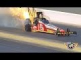 NHRA Drag Racing Is Art In Motion