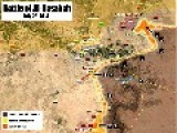 NEW MAP Battle Of Al- Hasakah *** Army Base 17 Still Fighting *** Reinforements On The Way