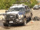 New Pictures Released Federal State Police Ambush In Mexico