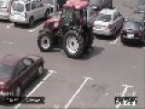 New Style For Tractor Parking