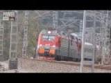 New Russian Train 2014