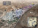 New Map Of Kobane Offensive, 17th October 2014