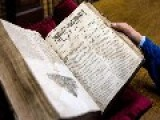 Nov. 26th, 2014 Rare Copy Of Shakespeare's First Folio Found In French Library