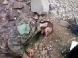 New Video From Syria Shows Assad Soldier Playing Dead In Front Of Rebels