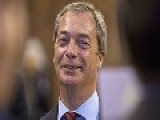 Nigel Farage Selected By Ukip To Fight South Thanet Seat At 2015 General Election