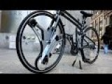 New Invention   The GeoOrbital Wheel