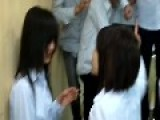 New Girl In School Gets Slapped By Jealous, Uglier Girl
