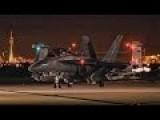 Nightlife In Nevada - Nellis AFB Jets