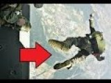 NAVY SEALS, MARSOC & ARMY SPECIAL FORCES In Action: Free Fall Parachute Jumps & Fast Roping