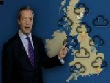 Nigel Farage Presents 'Ukip Weather' Forecast In Wake Of Storm Over Councillor David Silvester's Gay Marriage Comments