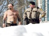 Norridgewock Man With Gun Tattoo Wakes Up To Armed Police