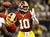 NFL Says NO To Jesus And Threatens Six-Figure Fine On Redskins Star Player