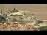 New Gunfire Along Tense Kobani In Border