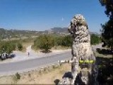 New Aerial HD Photography From Amphipolis Ancient Tomp 2014