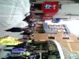 North West Infidels And NF Rochdale Demo