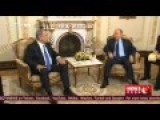 Netanyahu And Putin Coordinate Military Action On Syria