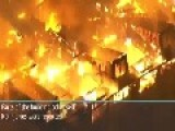 New Jersey Blaze Destroys Block Of Apartments