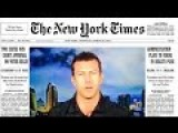 New York Times Is Attacking Me - Calling Me Fake News | Mark Dice