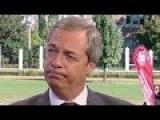 Nigel Farage Calls Trump Comments 'alpha Male Boasting'