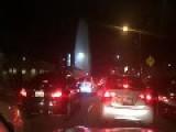 North Hollywood Hydrant Geyser