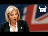 New UK Prime Minister Theresa May Drops Sick Rhymes