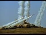 NovoRossiya Forces Fire Grad Rockets At UKR Forces
