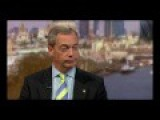 Nigel Farage Vs Gina Miller On Court Ruling - Andrew Marr Show 6 11 2016