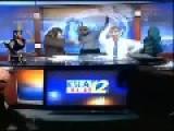 News Team Does The Harlem Shake