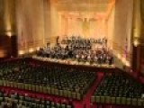 New York Philharmonic Perform Arirang In Pyongyang