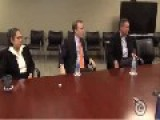 Ohio Governor Kasich Pretends That Oppenent Doesn't Exist - The Video Kasich Tries To Suppress!