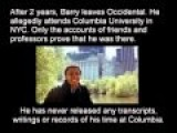 OBAMA BANNED THIS VIDEO - Barry Soetoro