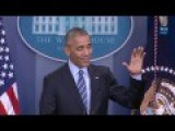 Obama: 'Russia Is A Smaller, Weaker Country... They Don't Produce... They Don't Innovate'