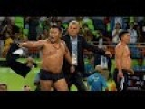Olympics: Mongolian Wrestling Coaches Strip Off Clothing In Protest Of Call