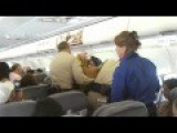 Oldie But Goodie. Watch This Ugly Slut Get Forcibly Removed From An Airplane In Las Vegas