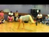 One Legged Breakdancer