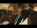 Obama Receives Warmest Welcome In Fatherland Kenya