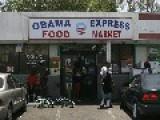 Obama Mart In St. Pete Fla