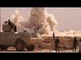 On The Road To Mosul With Iraqi, Kurdish Forces